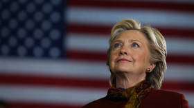 Hillary Clinton becomes US President at last! With Donald Trump's help! Calm down, folks, it's just the premise of a new novel