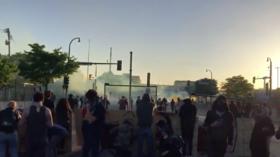 Minneapolis mayhem: Police & National Guard fall back as HUGE crowds defy curfew order (PHOTOS, VIDEOS)