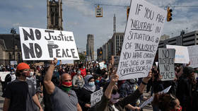 Police report FATAL SHOOTING as roaring unrest escalates in Detroit