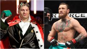 'Not a bad year': Tyson Fury responds after topping highest-paid fighter rankings as Conor McGregor settles for second