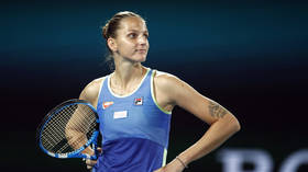 Men's stars 'super weak' if they complain about calls for equal pay, says Czech ace Pliskova
