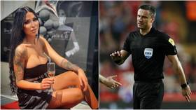 'There were no orgies': Champions League referee caught in cocaine, weapons & prostitution raid blames mix-up after police release