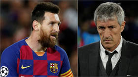 'It's how I coach': Barcelona boss insists style will NOT change despite Messi's warning that Champions League win is 'impossible'