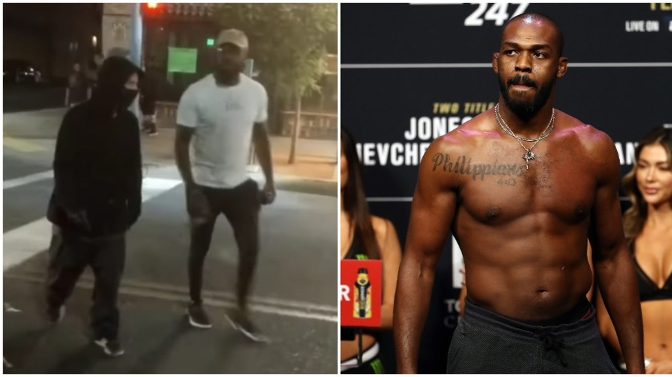 , 'Is this sh*t even about George Floyd anymore?': Enraged UFC champ Jon Jones takes on protest vandals (VIDEO), TravelWireNews | World News, TravelWireNews | World News