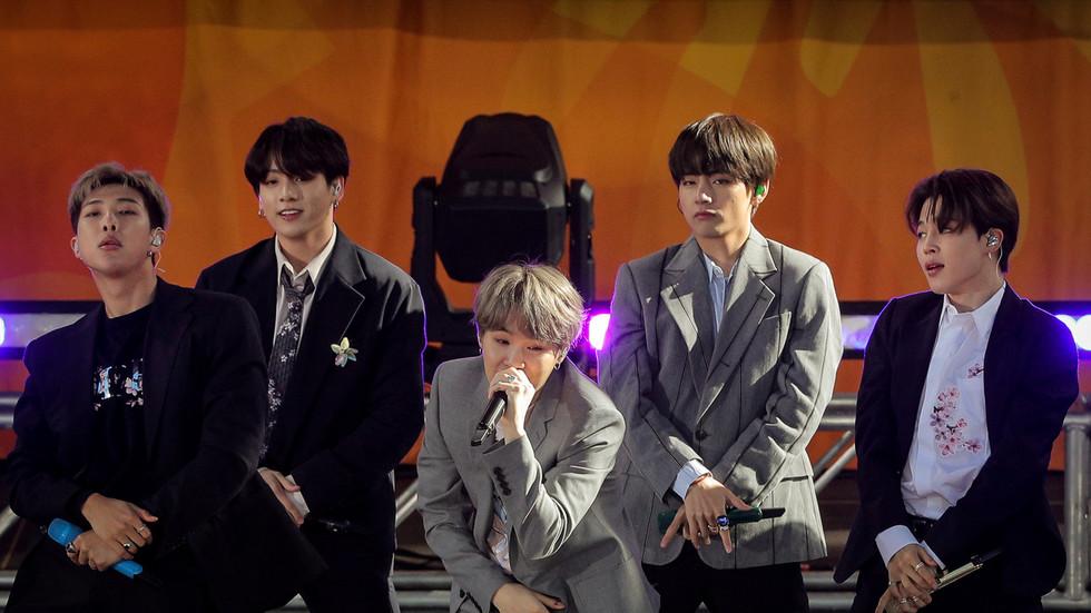 K-pop fans get political & hijack anti-riot hashtags on social media