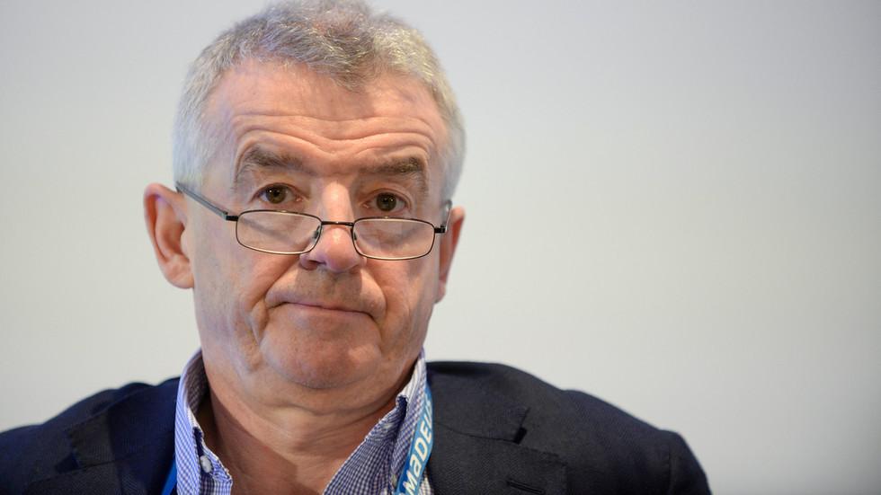 Ryanair boss Michael O'Leary lambasts UK quarantine as 'waste of time'