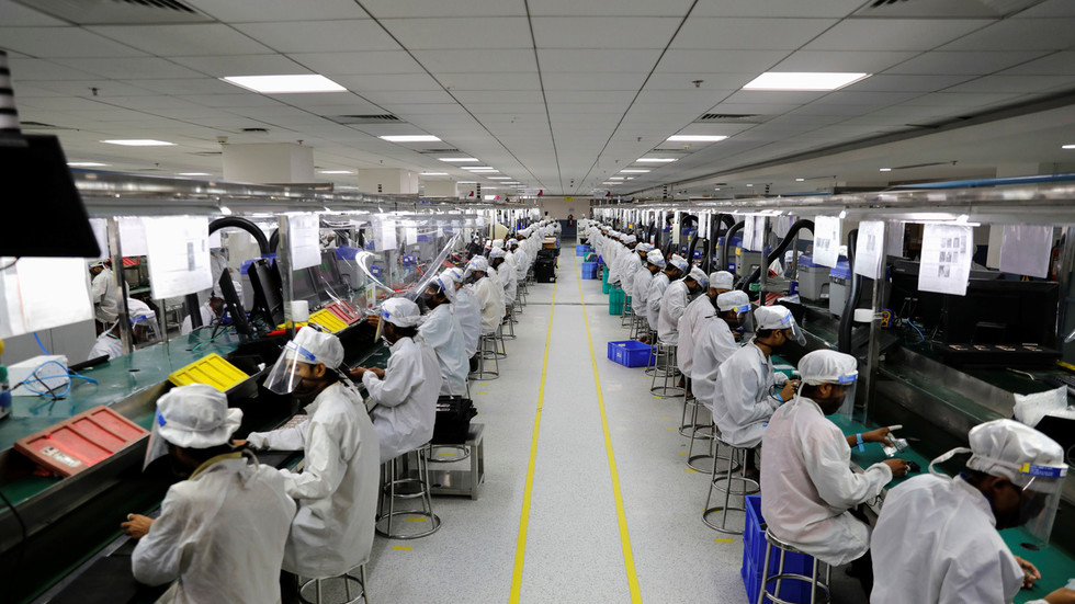 India unveils ambitious plan to become global tech manufacturing hub