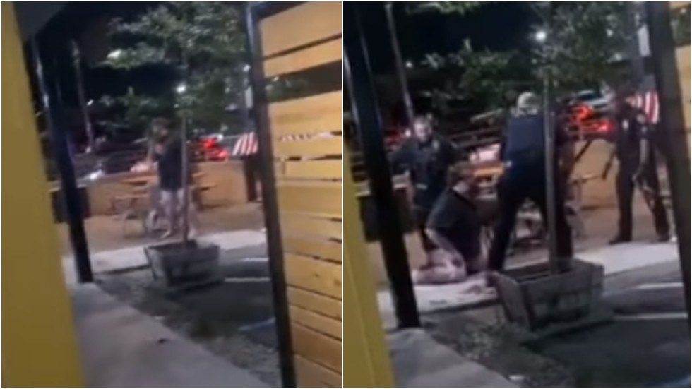 Half-naked man dies after erratic rampage at Whataburger
