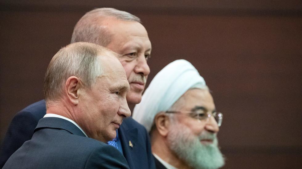 , Leaders of Russia, Turkey & Iran to discuss Syria on Wednesday, Kremlin says, TravelWireNews   World News, TravelWireNews   World News