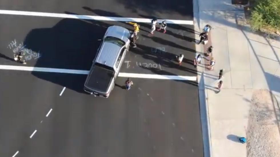 New police tactics see Arizona cops using DRONES in BLM protester arrests