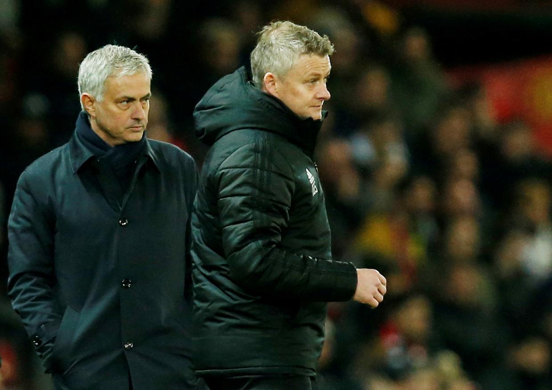 Tottenham boss Mourinho unconvinced by Solskjaer Man Utd credentials