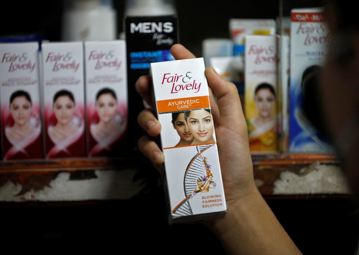 Whitewash: L'Oreal to drop 'fair' and 'light' from skin-lightening ...