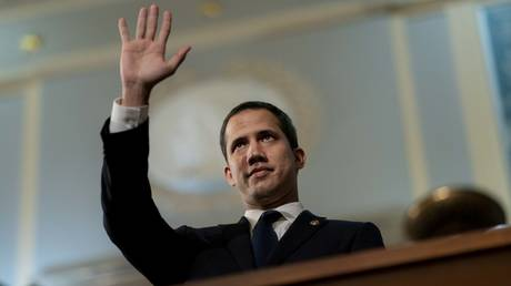 FILE PHOTO: Juan Guaido © Global Look Press / Keystone Press Agency / White House