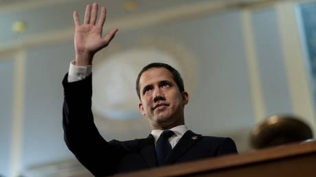 FILE PHOTO: Juan Guaido © Global Look Press / Keystone Press Agency / White House