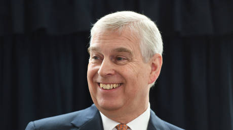 FILE PHOTO: Britain's Prince Andrew opens a hospital department in London, March 21, 2019 © Reuters / David Mirzoef