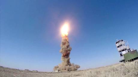 A Russian ballistic missile defense system is being tested by the military © MOD