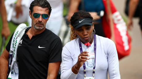 Patrick Mouratglou says Serena Williams could play at the US Open 2020 © Reuters