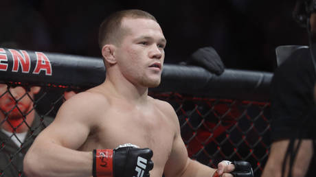 Russian UFC title contender Petr Yan. © Getty Images