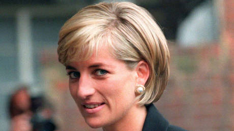 Princess Diana © Reuters / Ian Waldie
