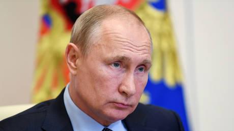 © Sputnik / Kremlin / Aleksey Nikolskyi