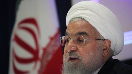 President Hassan Rouhani of Iran © Reuters