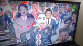 'Promoting ANTISEMITISM!?' Fox Sports apologizes for skit depicting HITLER as virtual fan at Australian rugby match (PHOTO)