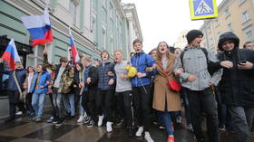 Russia could jail adults for 10 YEARS for encouraging youth to protest, according to proposed legislation