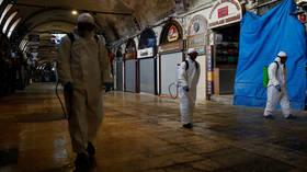 Flights & car travel resume between Turkey's big cities as Grand Bazaar reopens in Istanbul