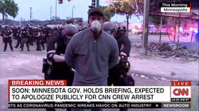 'We're horrified': Intl media rights group cites 125 VIOLATIONS of press freedom by US police during George Floyd protests