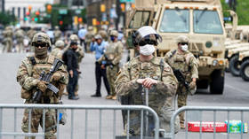 More than half of Americans SUPPORT SENDING MILITARY to aid police in dealing with George Floyd protests – poll