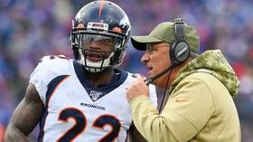 'I don't see racism at all in the NFL': Denver head coach Vic Fangio says American Football sets a good example for US society
