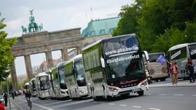 Germany and Belgium will open borders for Schengen and UK travelers on June 15