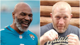 'Tyson's JUICED UP! But I don't blame him': Russian MMA fighter believes Iron Mike is on STEROIDS
