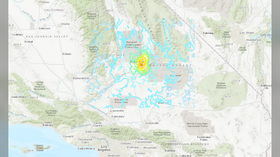 5.5 magnitude quake rocks southern California at shallow depth – USGS