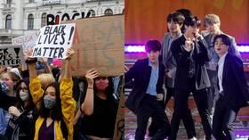 Libs celebrate K-pop fans for #WhiteLivesMatter trolling, but empty activism will not end racism