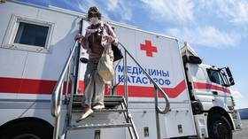 'Irresponsible comrade': Almost a THOUSAND people sent to self-isolation after Russian woman breaks quarantine