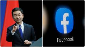 China urges Facebook to drop 'ideological bias' after it slaps warning labels on 'state-controlled media' pages
