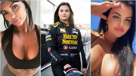 'My Dad is actually proud!' Australian PORN STAR & ex-racing driver Renee Gracie says family support career switch (PHOTOS)