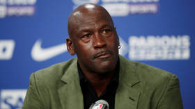 'It's PENNIES for his brand': Michael Jordan pledges $100 million to fight 'ingrained racism'... but it's a FRACTION of his wealth