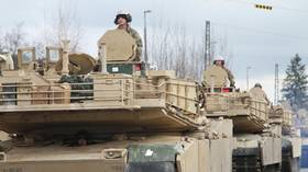 German officials call US troop withdrawal a 'wake-up call for Europeans' & chance to loosen ties