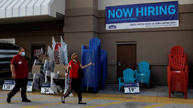 US unemployment during Covid-19 crisis reaches nearly 50 MILLION