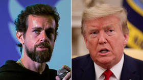 Jack Dorsey cries fake news after Trump accuses Twitter of censoring George Floyd campaign video