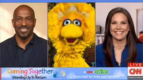 CNN & Sesame Street's clumsy 'Stand up to Racism' show pushed adult agenda & exploited baffled kids, some hilariously off-message
