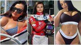 'I'm going to milk it... it's easy as f*ck': Ex-racer Renee Gracie gets MASSIVE cash boost after going public over porn switch