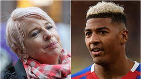 'See you and your FLACCID CHIPOLATA in the ring!' Katie Hopkins accepts footballer van Aanholt's boxing match proposal