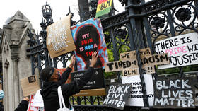 Britain 'not a racist country,' Johnson believes, as BLM protests grip UK cities