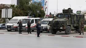 Tunisian president ends coronavirus curfew