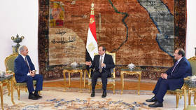 Putin praises Egypt's efforts towards Libyan settlement in phone call with President Sisi