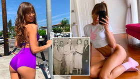 Porn star Riley Reid raises questions about police brutality and reveals her family's civil rights history (PHOTO)