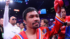 Pacman for president? Fight legend Manny Pacquiao 'set to run for Philippines presidency'